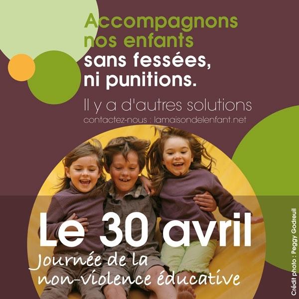 journée non violence éducative